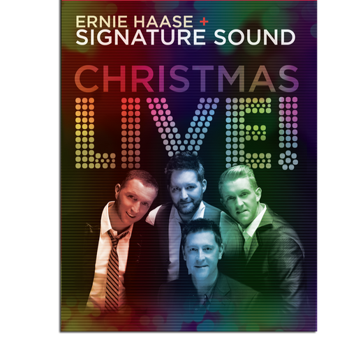 Christmas LIVE! CD/DVD Set
