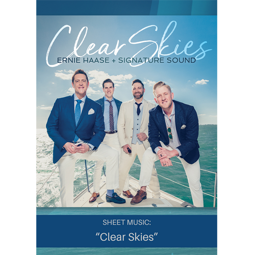 Clear Skies - Sheet Music