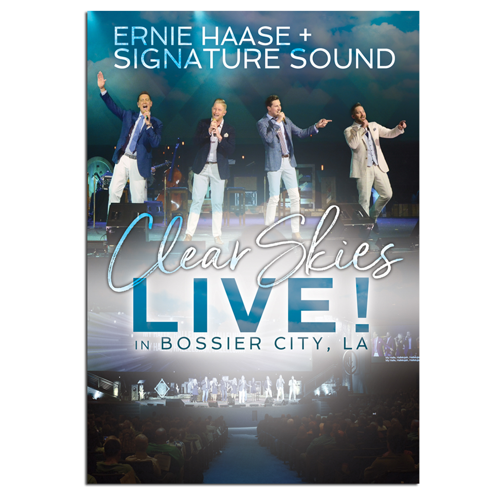 Clear Skies Live! DVD
