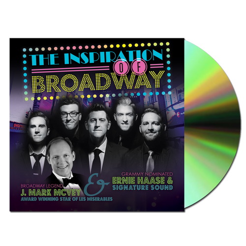 The Inspiration of Broadway CD
