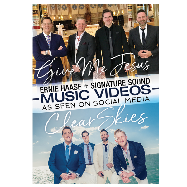 Clear Skies/Give Me Jesus Music Videos DVD
