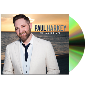 Paul Harkey: Ol' Man River CD