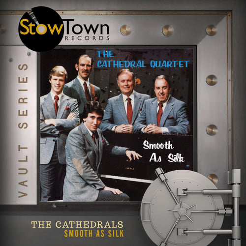 The Cathedral Quartet - Smooth As Silk CD