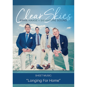 Longing For Home - Sheet Music