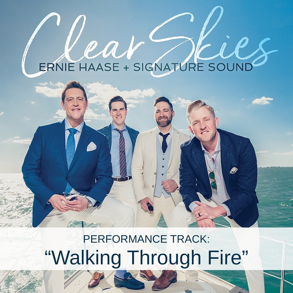 Walking Through Fire - Performance Track
