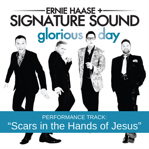 Scars in the Hands of Jesus - Performance Track