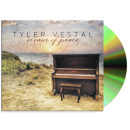 Tyler Vestal: Oceans Of Peace CD