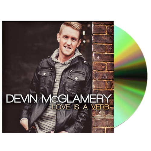 Devin McGlamery Love Is A Verb CD