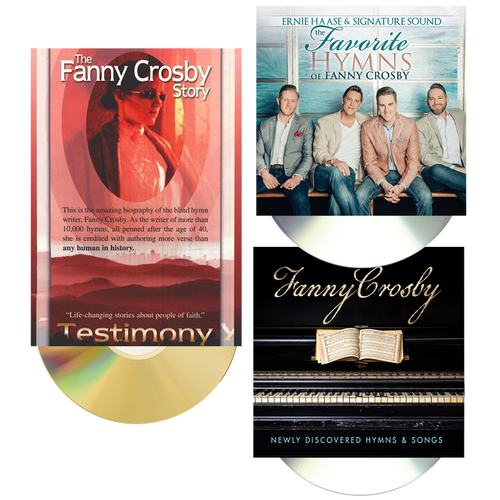 Fanny Crosby Combo Pack