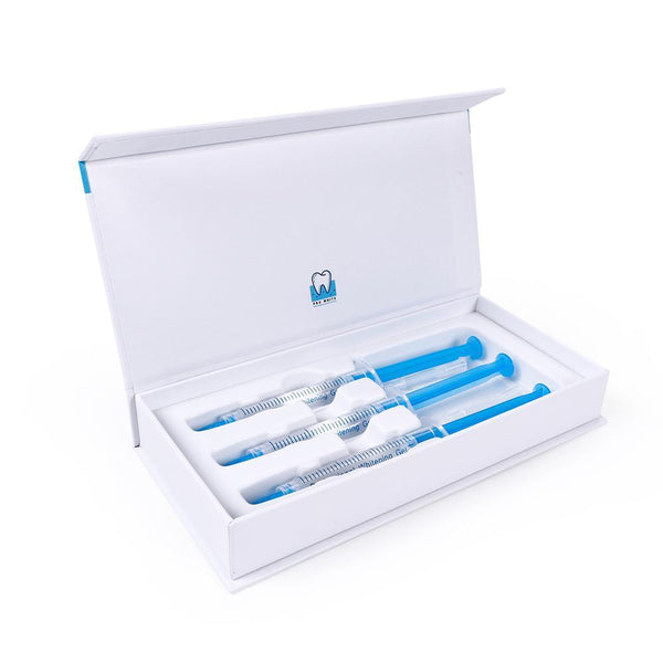 Pro White Teeth Whitening Gel Refills