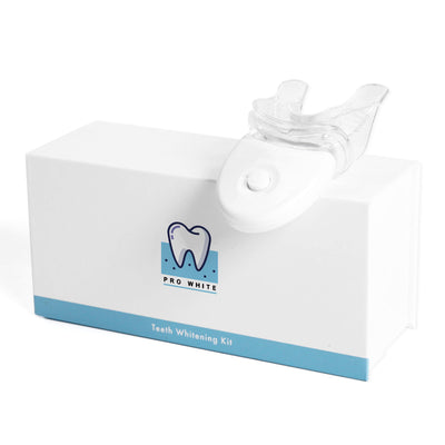 Pro White Teeth Whitening Kit