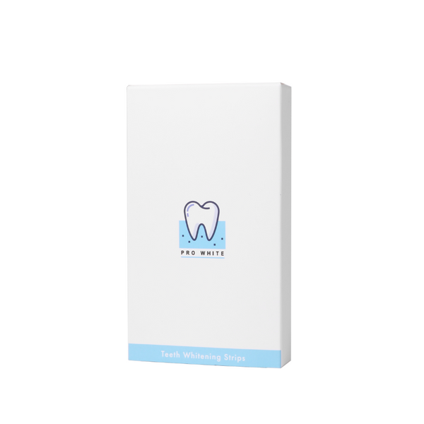 Pro White Teeth Whitening Strips
