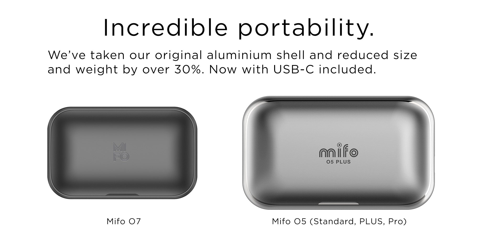 Mifo O5 and O7 Difference