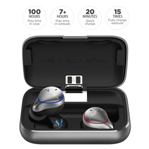Mifo O5 Professional Balanced Armature Smart True Wireless Bluetooth 5.0 Earbuds  - Free UK Shipping
