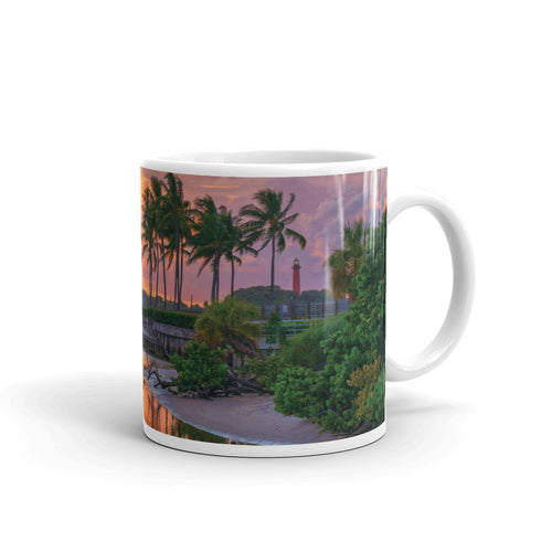 Lagoon Sunset Jupiter - Cup