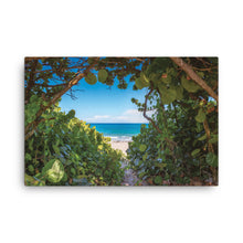 Load image into Gallery viewer, Secret Beach - Canvas