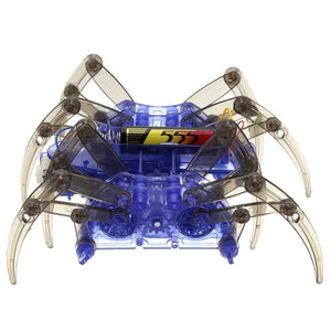 DIY Assemble Intelligent Electric Spider Robot