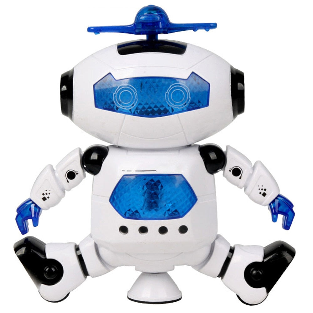 Electric Music Light Dancing Robot