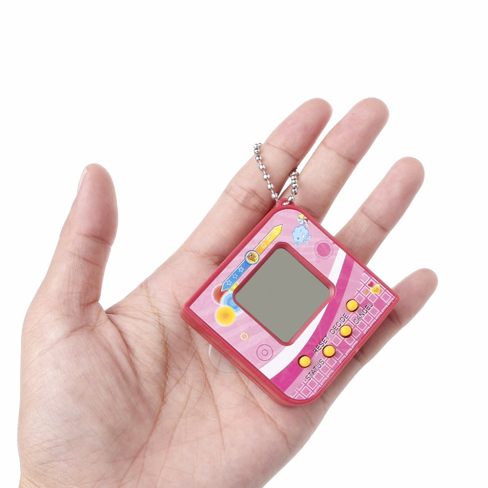 LCD Virtual Digital Pet