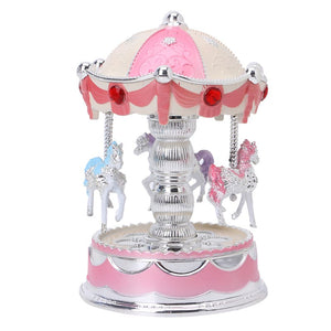 Carousel Music Box Merry Go Round