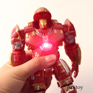 Marvel The Avengers  Super Heroes Iron Man, Hulk, Thanos