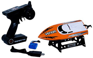 Udirc Venom UDI001-O 2.4GHz High Speed Remote Control Electric Boat (Orange)