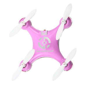 CX-10 Mini 29mm Diameter 4CH 2.4GHz 6 Axis Gyro RC Quadcopter UFO RTF