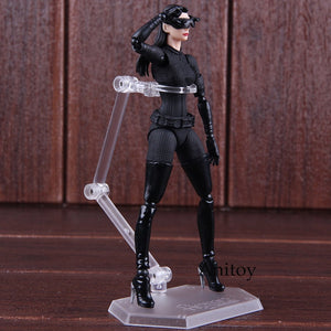 DC Comics The Dark Knight Trilogy Selina Kyle (Cat Woman) Action Figure