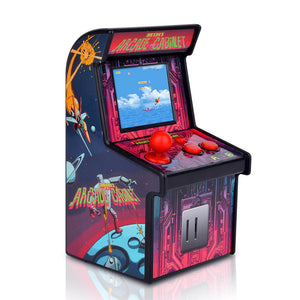 Mini Video Game Arcade Cabinet