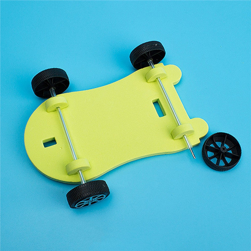 DIY Balloon Car