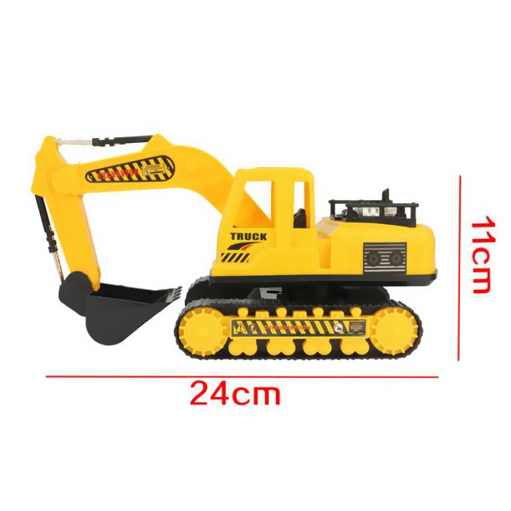 Remote Control Electric Truck Excavator Construction
