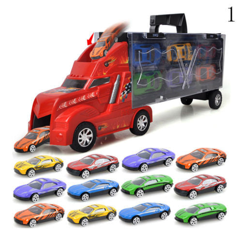 Toy Car Truck Carrier