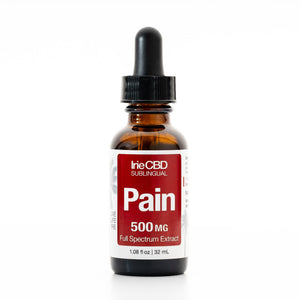 Pain 500mg CBD Oil Tincture