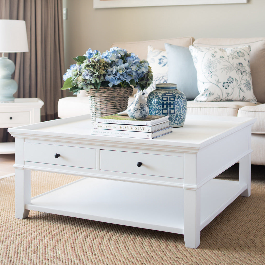 Integrating Elements Of Hamptons And French Provincial