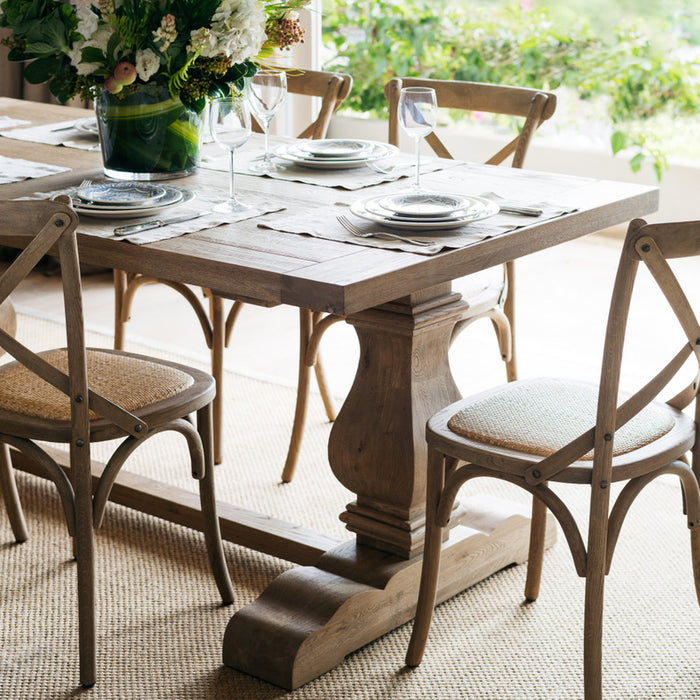The Ultimate Hamptons Dining Table