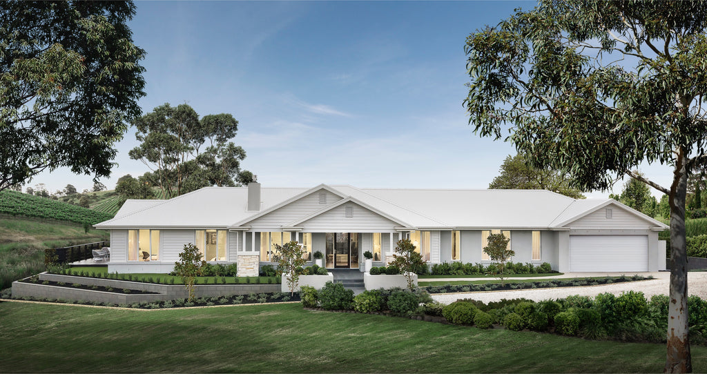 Metricon Award Winning Hamptons Style Builders