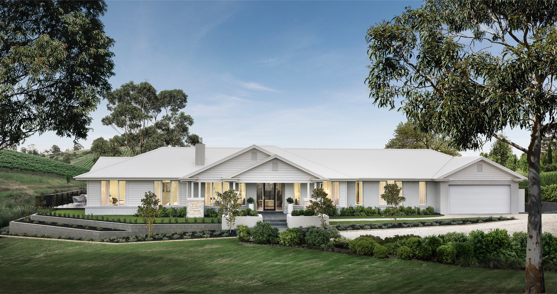 Metricon - Award Winning Hamptons Style Builders