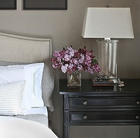 Black and Neutral Bedrooms