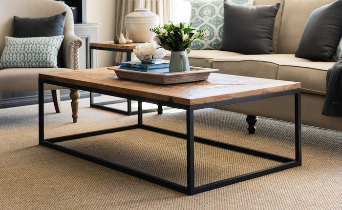 QUEST FOR THE PERFECT COFFEE TABLE