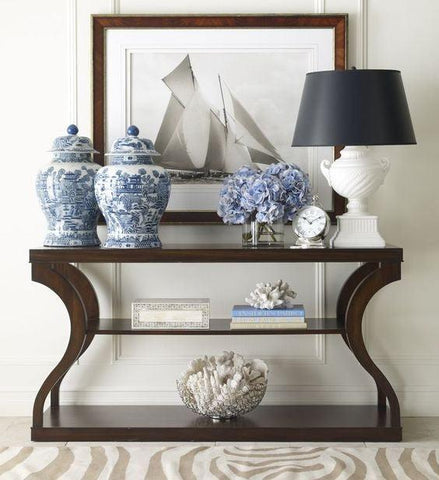 White Sideboard Styling Living Rooms