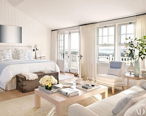 8 Chic Hamptons Style Bedrooms you will love