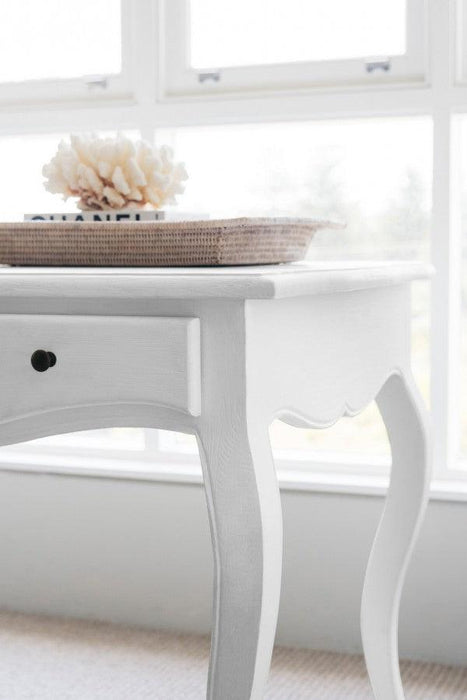 White French Style Desk