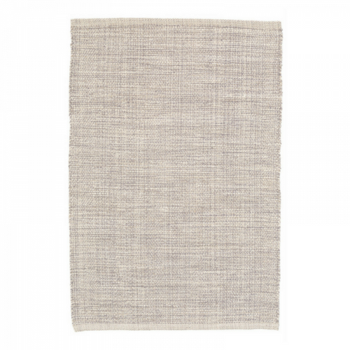 Cotton Rug - Marled Grey