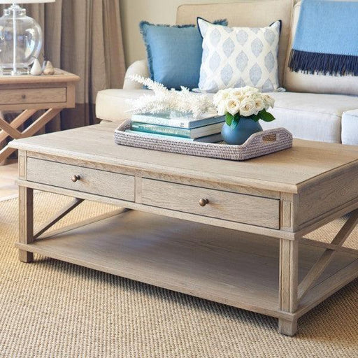 Oak Hamptons Coffee Table