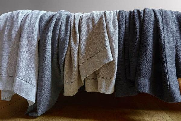 Bemboka Cotton Throw - Trieste