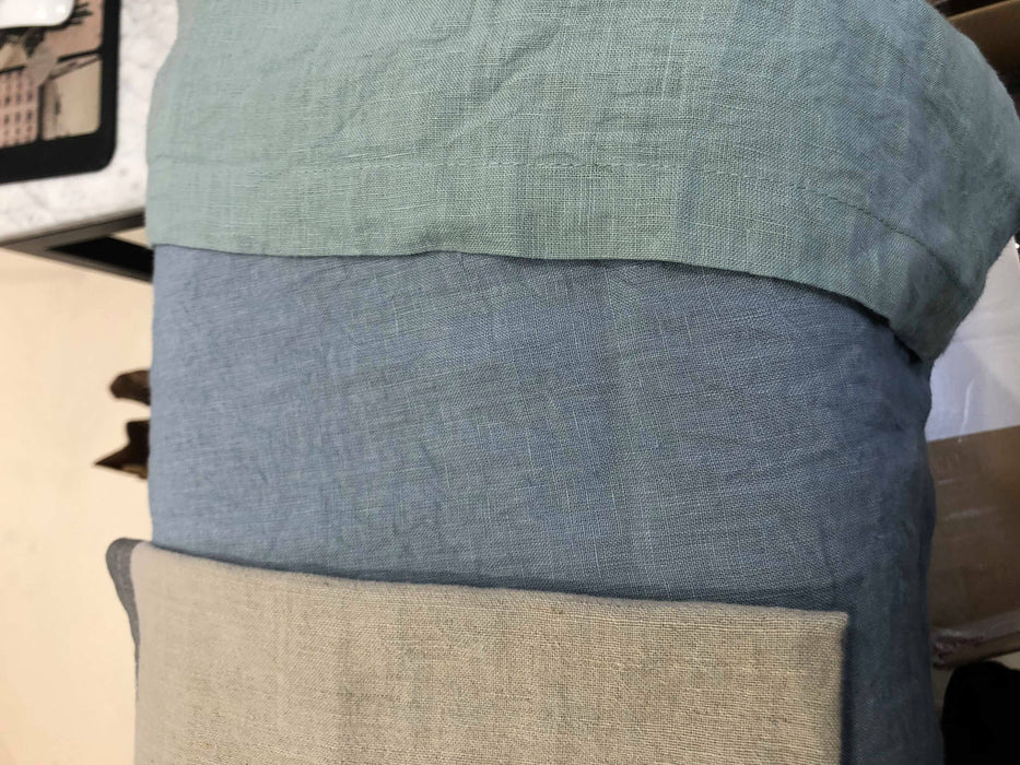 Pure Linen Tablecloth - 6 Colours