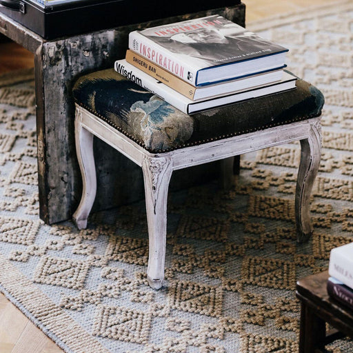 Woollen Rug - Alpine Diamond