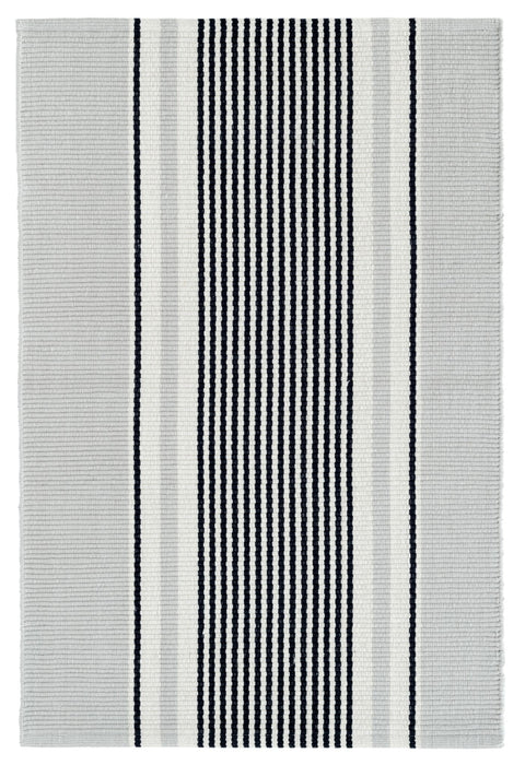 Cotton Rug - Gunner Stripe