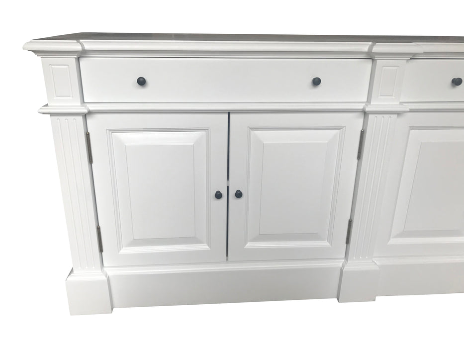 White Sideboard