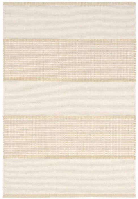 Mark D. Sikes Cotton Rug - La Mirada Wheat